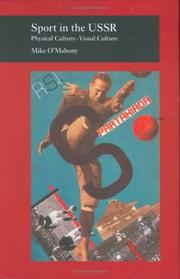 Cover of: Sport in the USSR