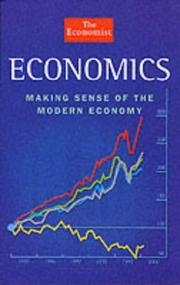 Cover of: The Economist Economics