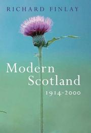 Cover of: Modern Scotland