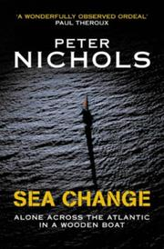 Cover of: Sea Change