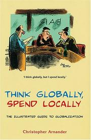 Cover of: Think Globally, Spend Locally