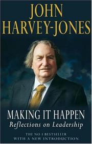 Cover of: Making it happen