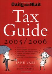 Cover of: Daily Mail Tax Guide 2005