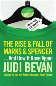 Cover of: The Rise and Fall of Marks and Spencer