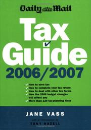 Cover of: Daily Mail Tax Guide 2006/07