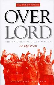 Cover of: Overlord | Nicholas Hagger