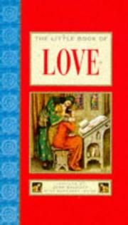 Cover of: The little book of love |