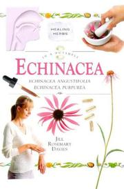 Cover of: Echinacea