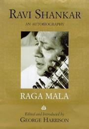Cover of: Raga mala