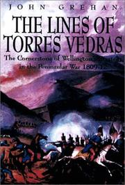 Cover of: The Lines of Torres Vedras | John Grehan