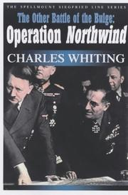 Cover of: THE OTHER BATTLE OF THE BULGE