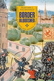 Cover of: Border Bloodshed