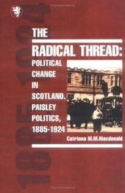 Cover of: The Radical Thread