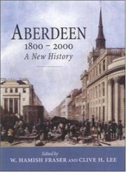 Cover of: Aberdeen, 1800-2000 |
