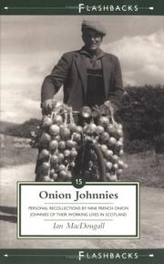 Cover of: Onion Johnnies
