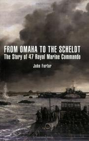 Cover of: From Omaha to the Scheldt