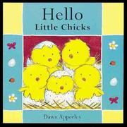Cover of: Hello little chicks