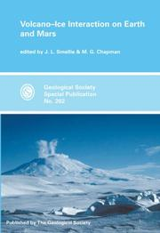 Cover of: Volcano-Ice Interaction on Earth and Mars (Geological Society Special Publication, No. 202) (Geological Society Special Publication, No. 202) (Geological Society Special Publication, No. 202) |