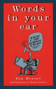 Cover of: Words in Your Ear