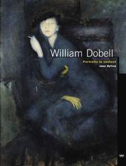 Cover of: William Dobell