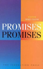 Cover of: Promises Promises