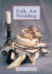 Cover of: Folk art wedding