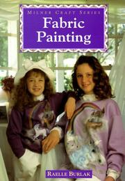 Cover of: Fabric painting