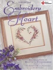 Cover of: Embroidery from the Heart