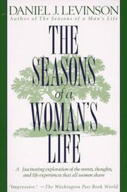 Cover of: The seasons of a woman's life