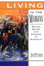 Cover of: Living in the margins