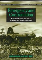 Cover of: Emergency and confrontation