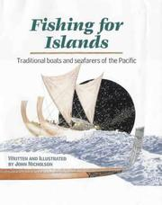 Cover of: Fishing for islands | Nicholson, John