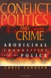 Cover of: Conflict, politics and crime