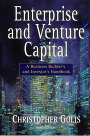 Cover of: Enterprise and Venture Capital | Christopher Golis