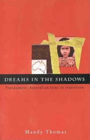Cover of: Dreams in the shadows