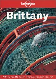Cover of: Lonely Planet Brittany | Neil Wilson