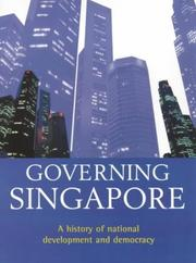Cover of: Governing Singapore | R. K. Vasil