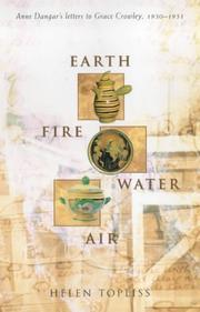 Cover of: Earth, Fire, Water, Air | Helen Topliss