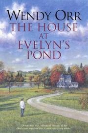 Cover of: The House at Evelyn's Pond