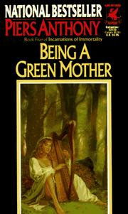 Cover of: Being a green mother
