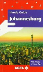 Cover of: Handy guide Johannesburg