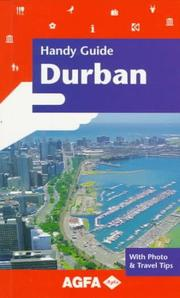 Cover of: Handy guide Durban