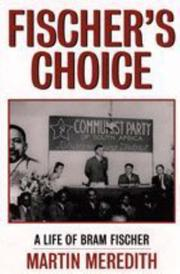 Cover of: Fischer's choice