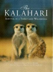 Cover of: The Kalahari