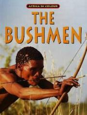 Cover of: The Bushmen