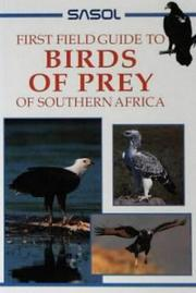Cover of: Sasol birds of prey of southern Africa