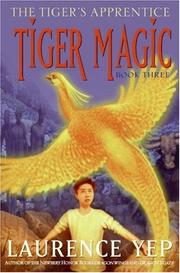 Cover of: Tiger magic