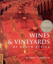 Cover of: Wines & vineyards of South Africa