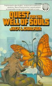 Cover of: Quest for the Well of Souls