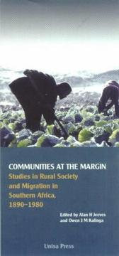Cover of: Communities at the margin